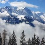 Целль-ам-Зе, панорама гор