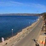 Озеро Байкал, поселок Листвянка