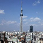 Телебашня Tokyo Skytree