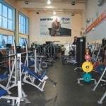 Тренажерный зал спорткомплекса Лазурны