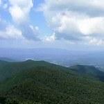 Камера на вершине горы Brasstown Bald