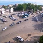Ж/д вокзал, Чебоксары